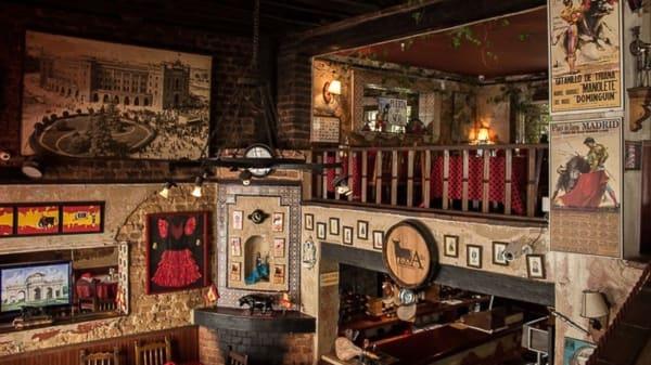 Restaurante La Puerta De Alcalá En Bogotá Usaquen Thefork Antes Restorando
