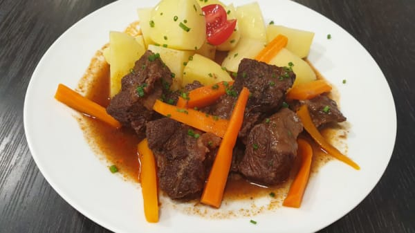 Suggestion de plat - Restaurant du Golf, Saint-Avit