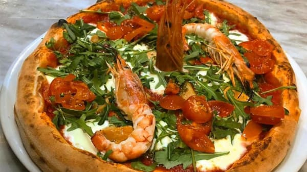 Suggerimento - Voglie di Pizza, Genova