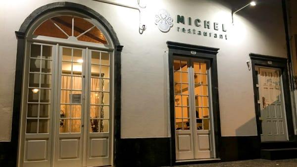 Fachada - Michel Restaurant, Ponta Delgada