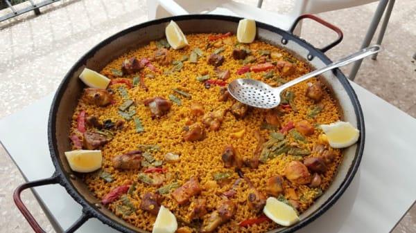Sugerencia del chef - Ca's Pelut, Tarbena