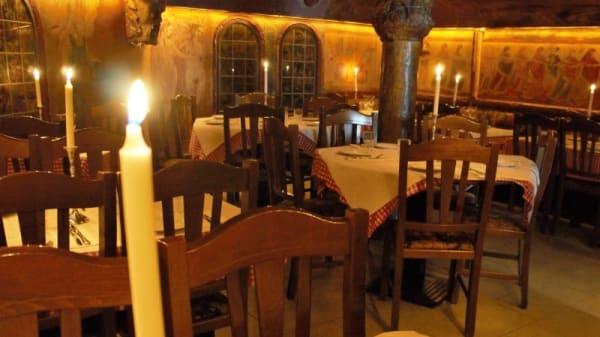 Restaurang Pompei, Stockholm