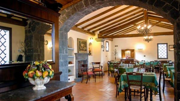 Vista sala - Borgata Baldazza, Linguaglossa