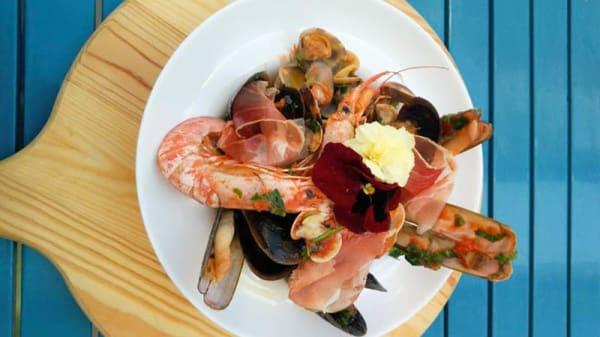 Sugerencia del chef - Regina's al Mar, Fuengirola