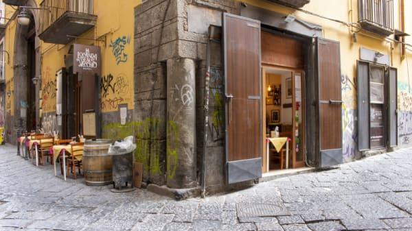 Esterno - La Locanda Gesù Vecchio, Napoli