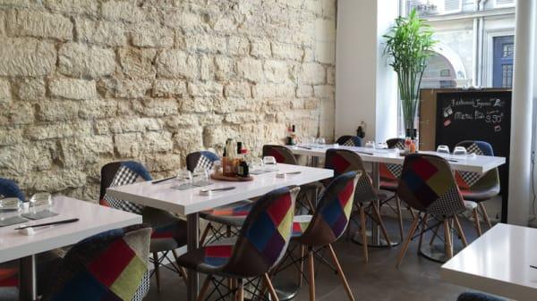 Salle du restaurant - Mizushi, Paris
