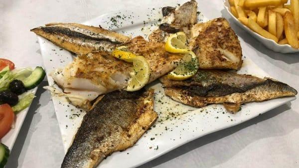 Suggestie van de chef - Captain Fish, Hoofddorp