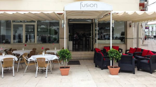 La entrada - Fusion Food and Lounge, Nerja