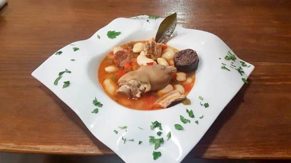 Sugerencia del chef - El Mesón de P&M, Alicante (Alacant)