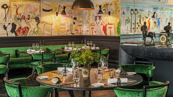 Vue de l'intérieur - Le Schiap Restaurant, Paris-8E-Arrondissement