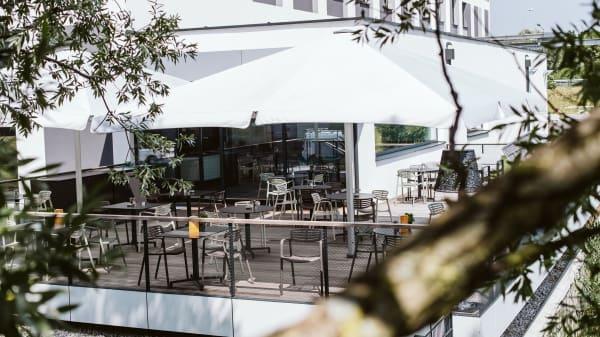 Restaurant VENTUNO im Rainers21, Brunn am Gebirge