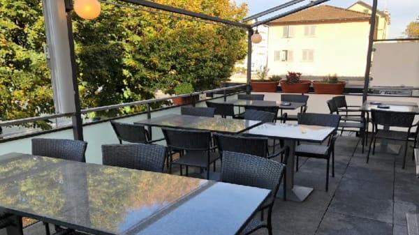Terrasse - Il Gattopardo, Carouge