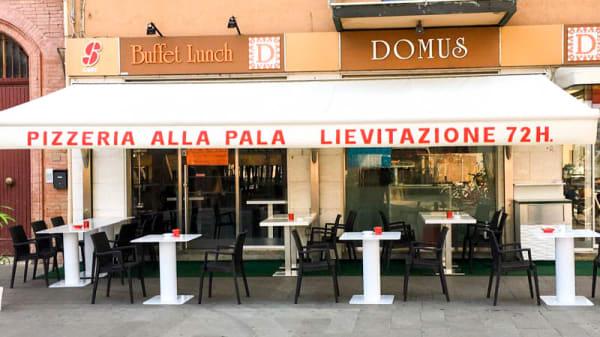 Entrata - Pizzeria Domus, Rimini