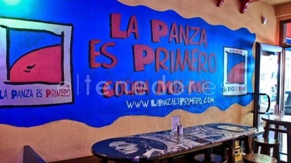 Vista Sala - La Panza es Primero Argüelles, Madrid