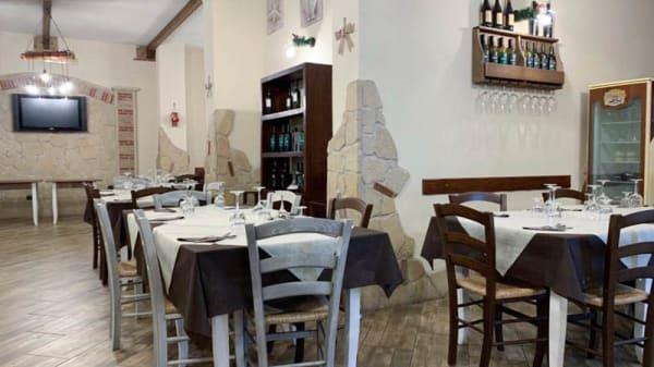 vista sala - Cafasso, Ristorante Pizzeria, Marano Di Napoli