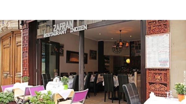 Bienvenue au restaurant Zafran - Zafran, Paris