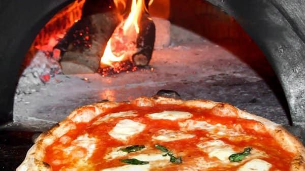 pizza - Antica Pizzeria e Friggitoria da Pasqualino, Napoli