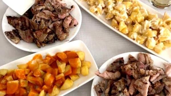 Sugerencias del chef - Meson Puja, Moraleja