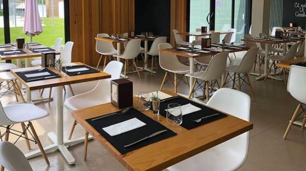 Vista de la sala en menú diario - Hidric Gastrobar, Vilafranca Del Penedes