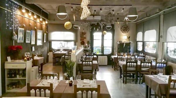 Vista de la sala - Anhel Restaurant, Gava