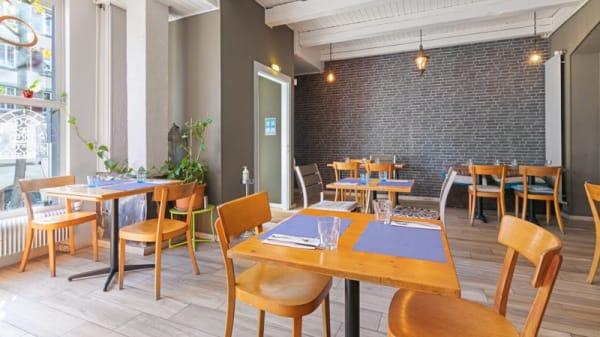 Keyann Café Libanais, Lausanne