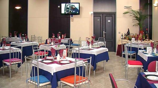 Sala del restaurante - Parrilla de Juanito, Torralba De Calatrava