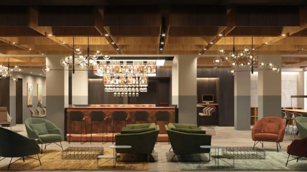Sala - Bellavista Cafe & Lounge, Parma
