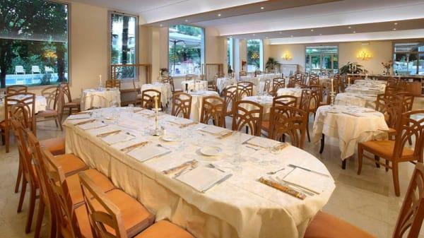 Sala da pranzo - Liberty, Montecatini Terme