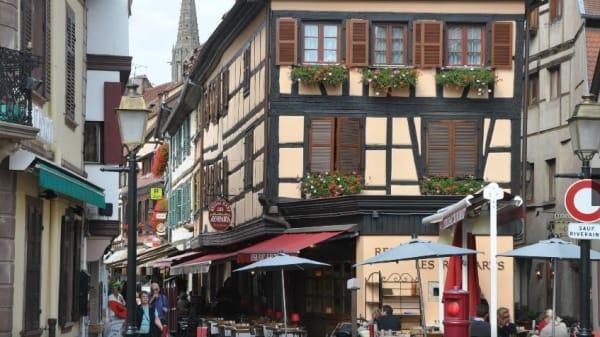 Restaurant - Les Remparts d'Obernai, Obernai