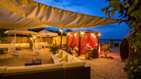 Terrazza - Oasi Beach Bar, Rimini