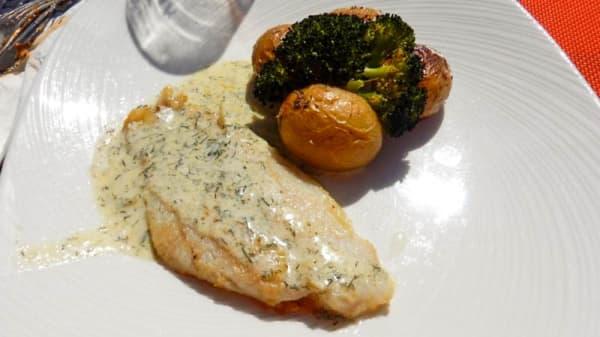 Sugerencia del chef - María, Competa