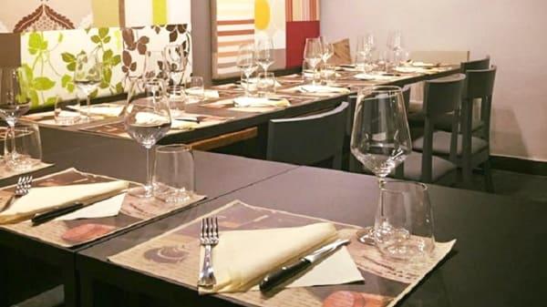 Sala - Seasons - Restaurant Wine Cafè, Chiusi Scalo
