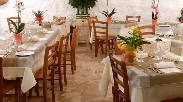 Vista sala - Borgo Antico, Peschici