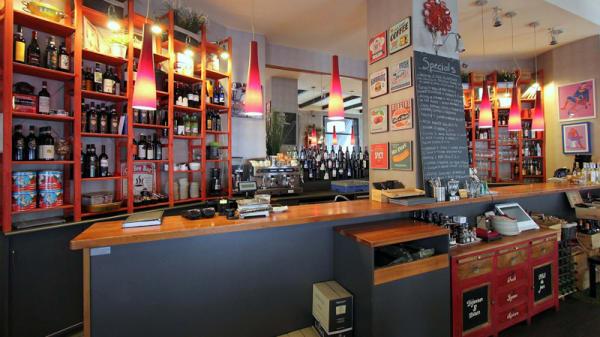 Bar - Skuisito Steakhouse, Milano