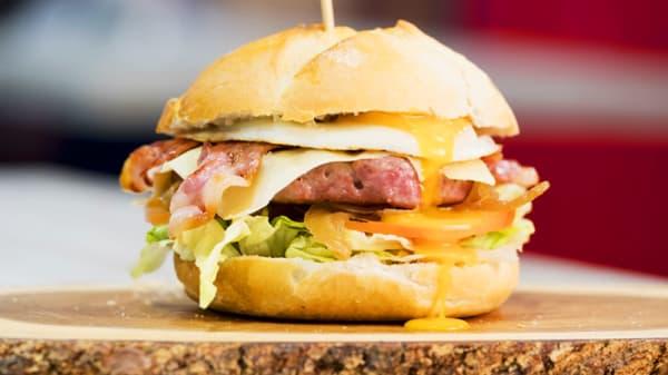 Sugerencia del chef - Nieto´s American Burger, Langreo