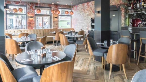 Restaurant - Saffraan aan de Amstel, Amsterdam