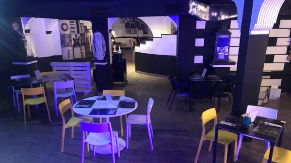 Zona restaurante  - Desigual, Belmonte