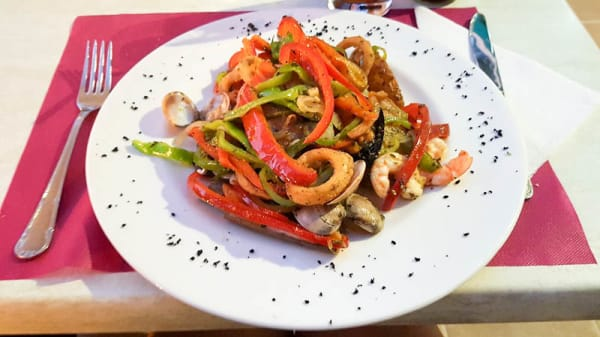 Sugerencia del chef - La Cabaña de canyamel, Canyamel