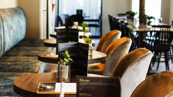 Het restaurant - Noble Tree Café, Zandvoort