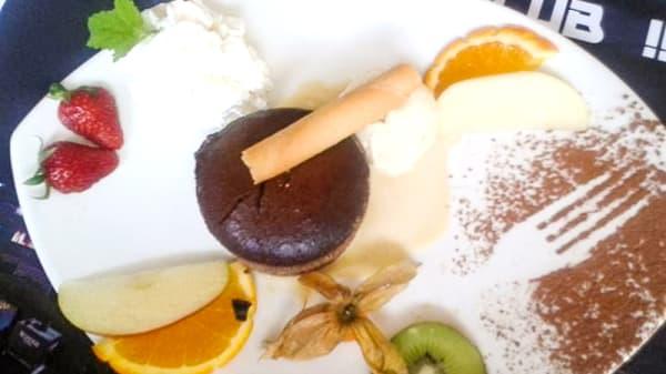 dessert - La Porte de Wissembourg, Haguenau