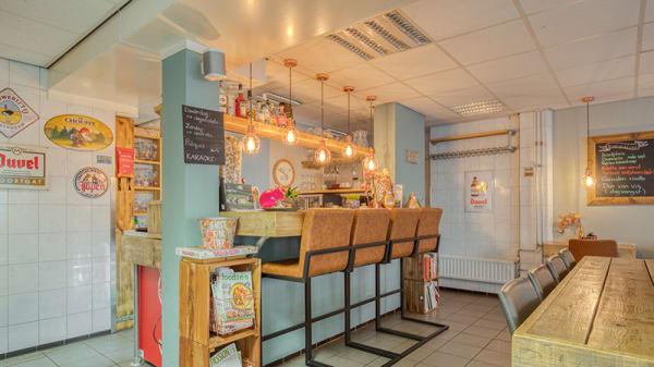 Het restaurant - Proeflokaal ENJOY&Learn, Arnhem