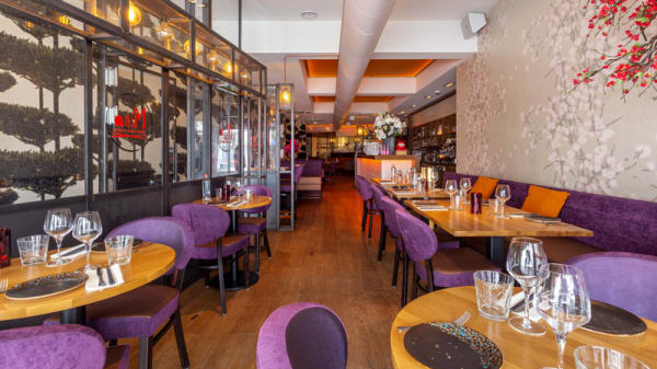 Het restaurant - MiLi, Utrecht
