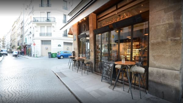 Terrasse - Le Cicchetti, Paris