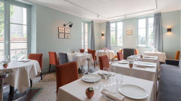 Salle du restaurant - L'Escarbille, Meudon