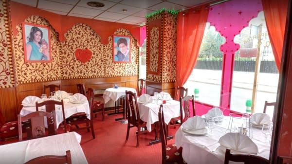 Salle du restaurant - Mahraja, Montmorency