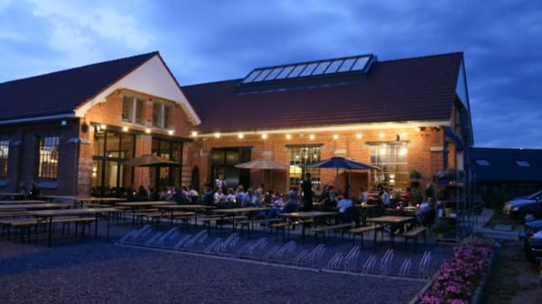 La terrasse - Remise 56, Beringen
