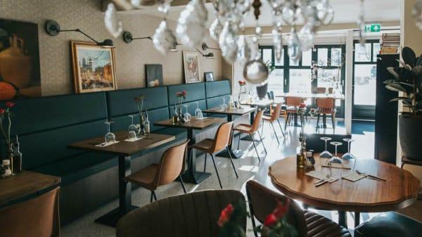 Het restaurant - Castafiore Osteria Risotteria, Vlissingen