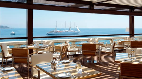 Deck - Horizon Deck, Restaurant & Champagne Bar, Monaco