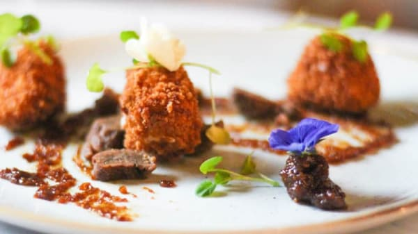Chef's suggestion - 1823 Bistro Bar & Grill, Clitheroe