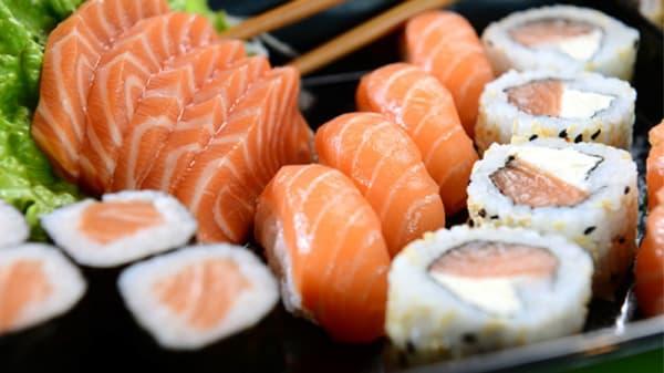 Suggestion de plat - Sushi King, Paris